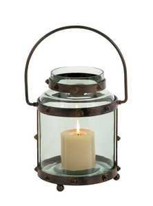 Uma Enterprises Inc. 23800 Metal Candle Lantern
