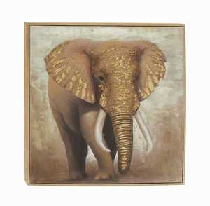 Uma Enterprises Inc. 43961 Framed Art Canvas 47X47