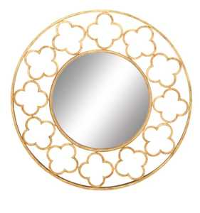 Uma Enterprises Inc. 67063 Metal Wall Mirror 32 in