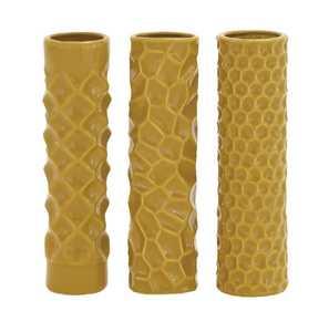Uma Enterprises Inc. 92583 Ceramic Vase 3 Assorted 3X12