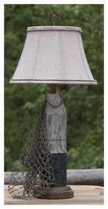Vintage Verandah CL2072 Lamp Fishnet