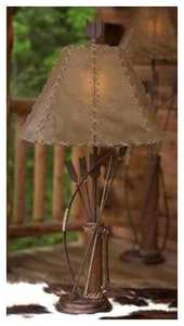 Vintage Verandah CL1773 Lamp Table Archery 30 in