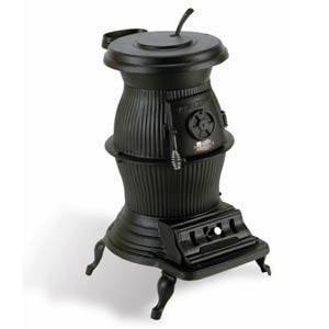 United States Stove Co PB65XL Railroad Potbelly Stove