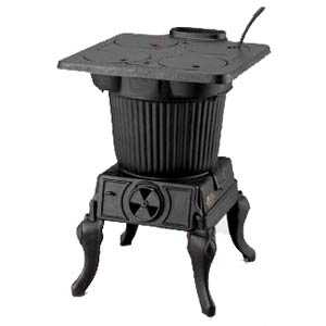 United States Stove Co SR57E Rancher Woodstove