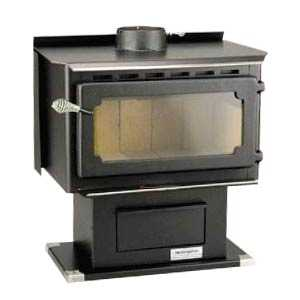 United States Stove Co VG650ELG Mountaineer Wood Stove
