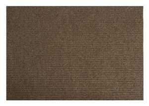WJ Dennis LLBR3648 36 in X 48 in Indoor Siamese Series Floor Mat, Brown
