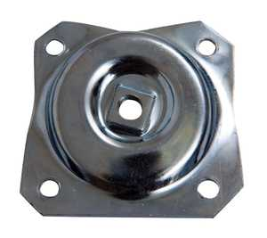 Waddell Manufacturing 2752 Steel Angle Top Plate