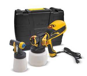 Wagner SprayTech 0529010 Flexio 590 Hand Held Sprayer Kit