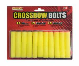 NXT Generation NXT-CBPK Crossbow Projectile Kit With 24 Foam Bolts