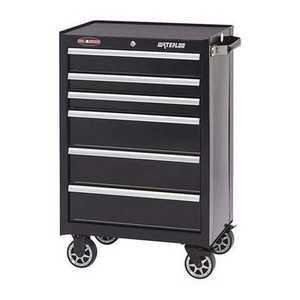 Waterloo WCA-266BK-L Liner Cabinet & Drawer