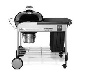 Weber Grill 15401001 22-Inch Performer Premium Black Charcoal Grill