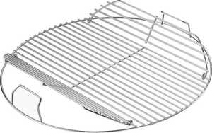 Weber Grill 7436 Hinged Cooking Grate For 22-Inch Kettles