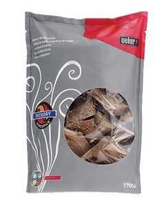 Weber Grill 17056 Firespice Hickory Wood Chunks 5-Lb Bag