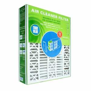 Protect Plus Air H719 16 x 25 x 4-Inch True Blue Pleated Air Filter Cartridge