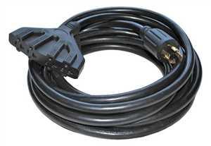 Westpro Power Systems WGC25 25 Ft Cord W/Plug