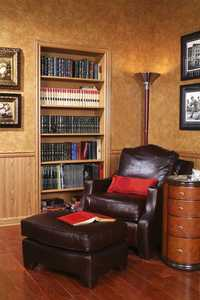American Pacific, Inc. 4X8 1/8 Leather Decorative Wall Paneling