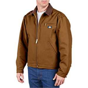 Dickies 758BD Duck Blanket Lined Jacket Lrg