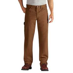 Dickies RU903RBD 30x32 Flame-Resistant Duck Carpenter Jean