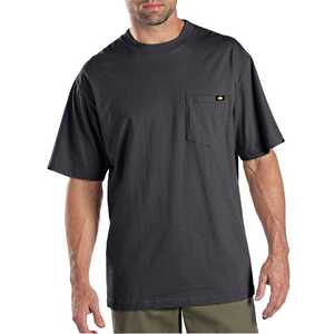 Dickies 1144624CH 2x-Large Pocket T-Shirt 2-Pack