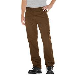 Dickies 1939RTB 38x34 Relaxed Fit Straight Leg Carpenter Duck Jean