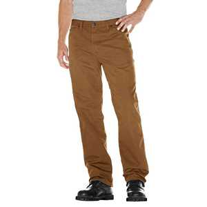 Dickies 1939RBD 38x34 Relaxed Fit Straight Leg Carpenter Duck Jean