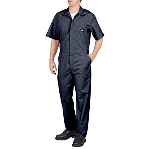 Dickies 33999DN Short Sleeve Coverall Xls