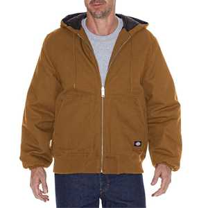 Dickies TJ718BD Rigid Duck Hooded Jacket Mr