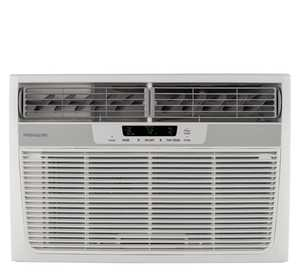 Frigidaire FFRH1222R2 12,000c/11,000h Btu Window-Mounted Room Air Conditioner With Supplemental Heat