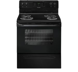 Frigidaire FFEF3015PB 30 In Freestanding Electric Range Black