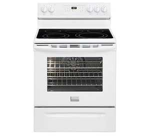 Frigidaire FGEF3032MW Gallery 30 In Freestanding Electric Range