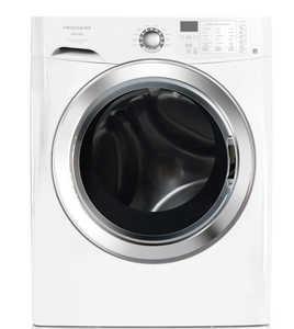 Frigidaire FAFS4073NW Washer Steam 3.8 Cu. Ft. White