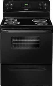 Frigidaire FFEF3011LB Range Electric Manual Clean Black