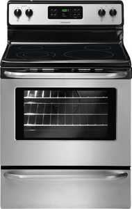 Frigidaire FFEF3048LS Smooth Top Range Stainless Steel