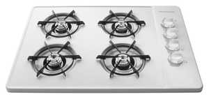 Frigidaire FFGC3005LW 30 in Gas Cook Top White