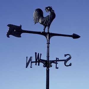 WHITEHALL PRODUCTS LTD 00005 Rooster Weathervane 30 in