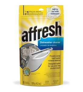 Whirlpool W10282479 Affresh Dishwasher And Disposal Cleaner