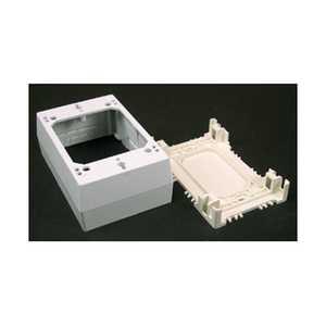 Wiremold Company NM2 Nonmetallic Raceway Starter Box