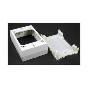 Wiremold Company NM3 Nonmetallic Raceway Deep Outlet Box