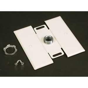 Wiremold Company V2051H Plugmold Flush Plate Adaptor