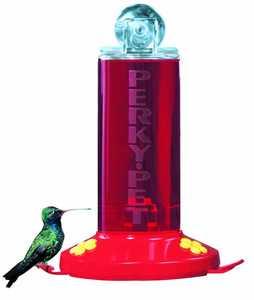 Perky Pet 217 Feeder Hummingbird Window 8 oz