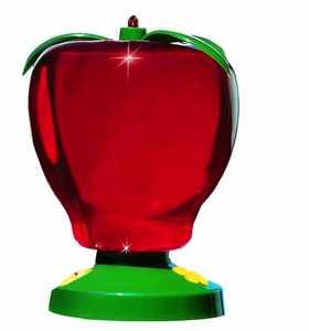 Perky Pet 262 48-Ounce Apple Plastic Hummingbird Feeder