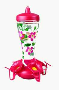 Perky Pet 453F-2 Feeder Hummingbird Gls 10 oz