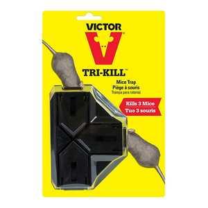 Victor M944 Tri-Kill™ Mouse Trap