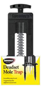 Sweeneys S9015 Deadset Mole Trap