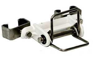 Zareba PATPC-Z T-Post Poly Tape Corner Insulator
