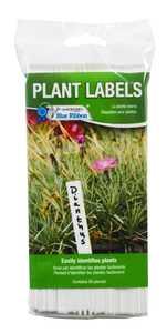 Gardener's Blue Ribbon T022B Plant Labels 50 Pack