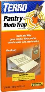 Terro T 2900 Pantry Moth Traps 2 Pack