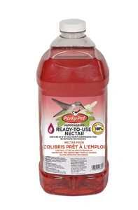 Perky Pet 239 Ready-To-Use Hummingbird Nectar 64 oz