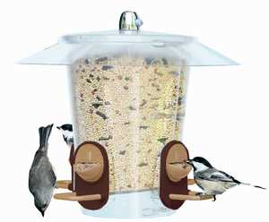 Perky Pet 733 Metro Style Wild Bird Feeder