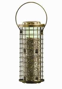 Perky Pet 114 Metal Cage Wild Bird Feeder